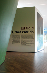 Ed Gold Other Worlds Exhibition